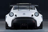 Toyota S-FR Racing Concept 2016 Rear