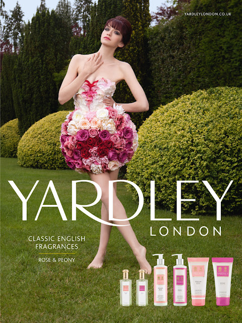 yardley classic english fragrances rose peony