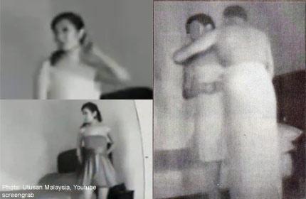 Anwar ibrahim sex video clip