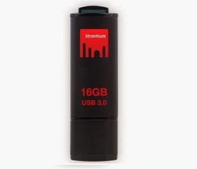 Strontium Jet Usb 3.0, Black, 16 GB Pen Drive just for Rs.511 Only (Including Shipping Charges)