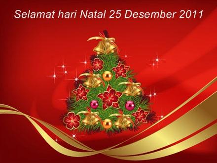 Kata Ucapan Selamat Hari Natal 25 Desember