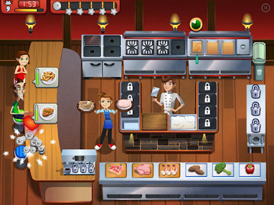 Cooking Dash 2016 Mod Apk for Android (Unlimited Gold)