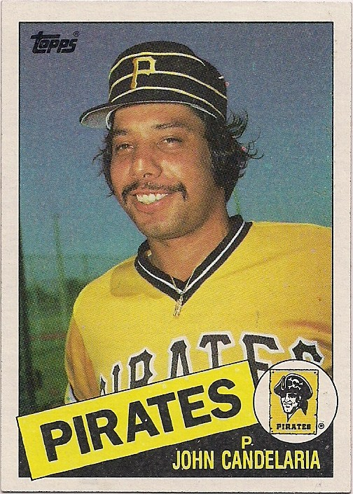John Candelaria Net Worth