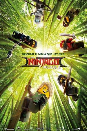 Poster The LEGO Ninjago Movie 2017