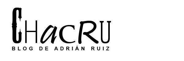 Chacru - Adrián Ruiz
