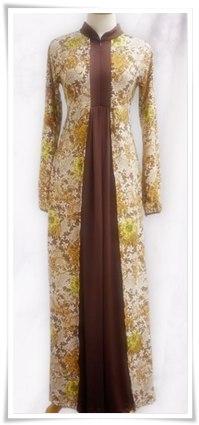model+baju+gamis+terbaru+(3) Contoh Model Baju Gamis Terbaru 2014 New