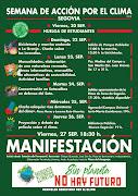 Semana de Acción por el Clima Segovia