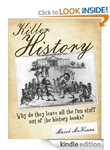 Free eBook Feature: Killer History by Marek McKenna