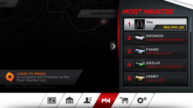 HACK IOS] NFS MOST WANTED 100% SAVE GAME!! (ALL VERSIONS)