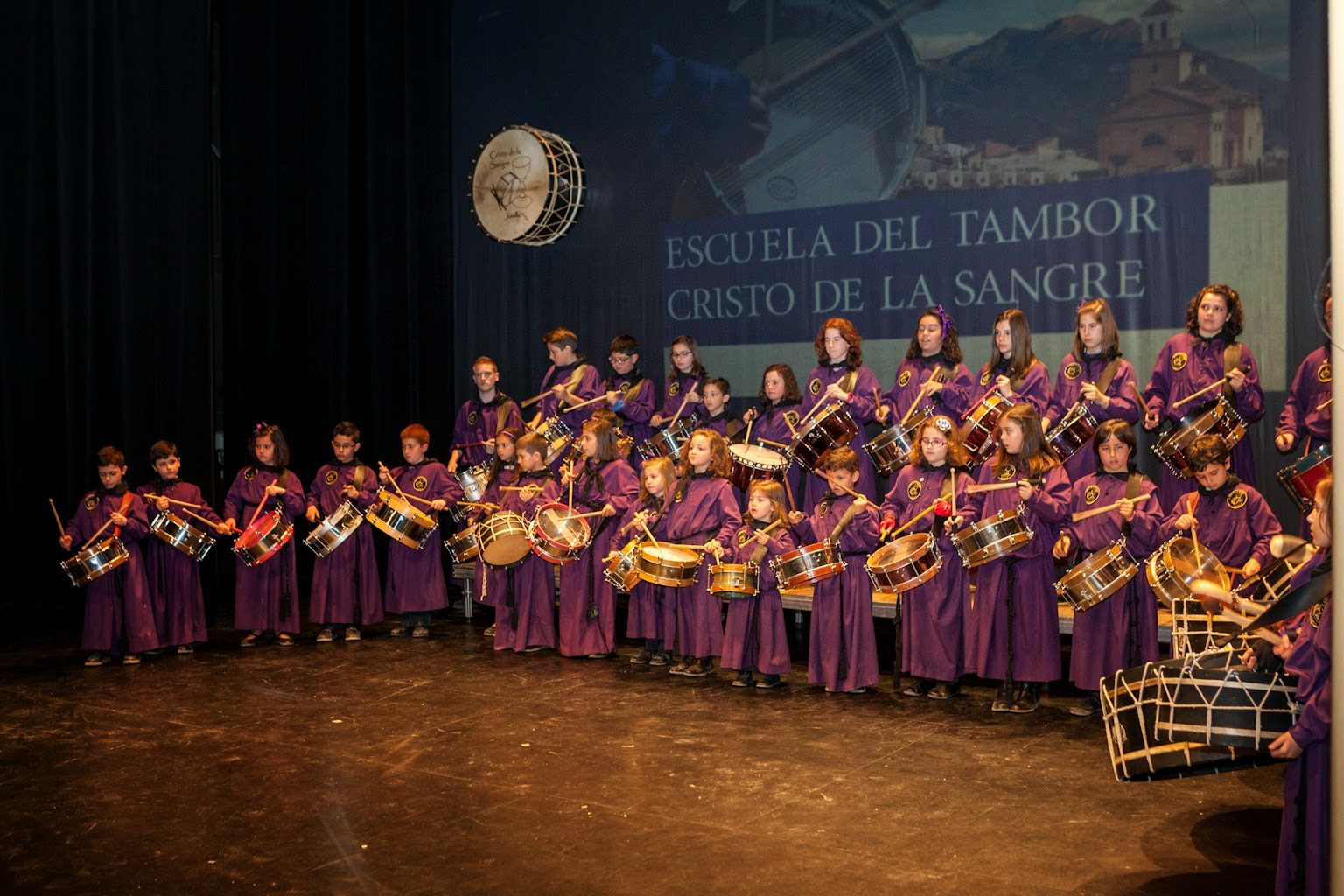 Tambores, Jumilla, Senmana Santa