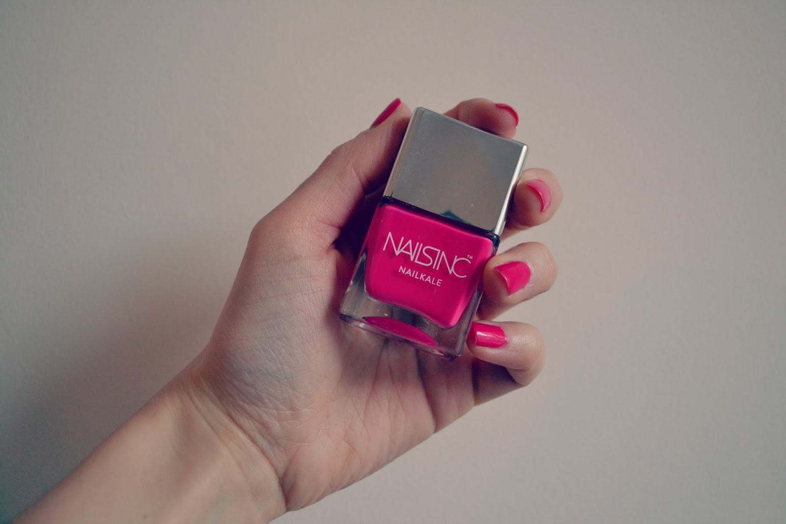 Review: Nails Inc Nail Kale | Credit Crunch Chic