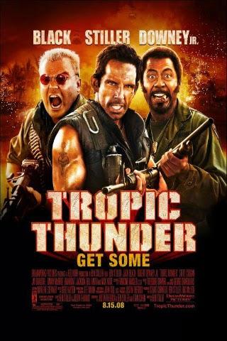 Tropic Thunder [2008] [DVD5 + DVD9] [Latino]
