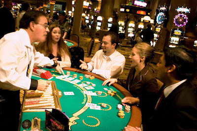 El BlackJack en Las Vegas