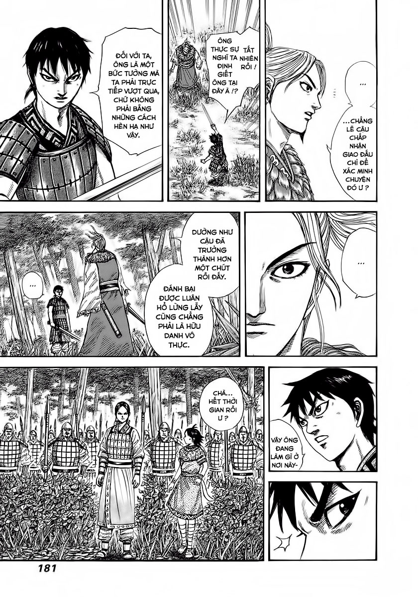 Kingdom - Vương Giả Thiên Hạ Chapter 260 page 11 - IZTruyenTranh.com