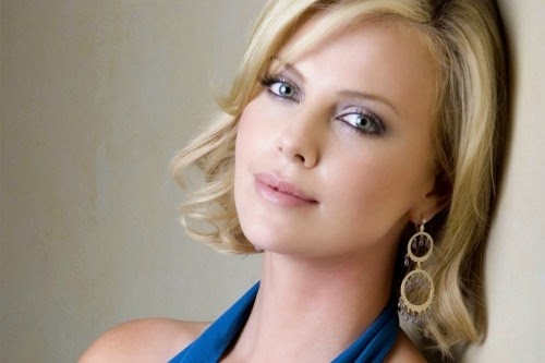 Beautiful Eyes from Charlize Theron