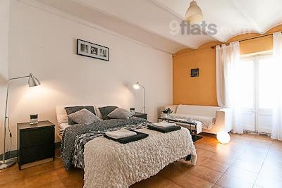 Alojamiento 9flats.com en Barcelona