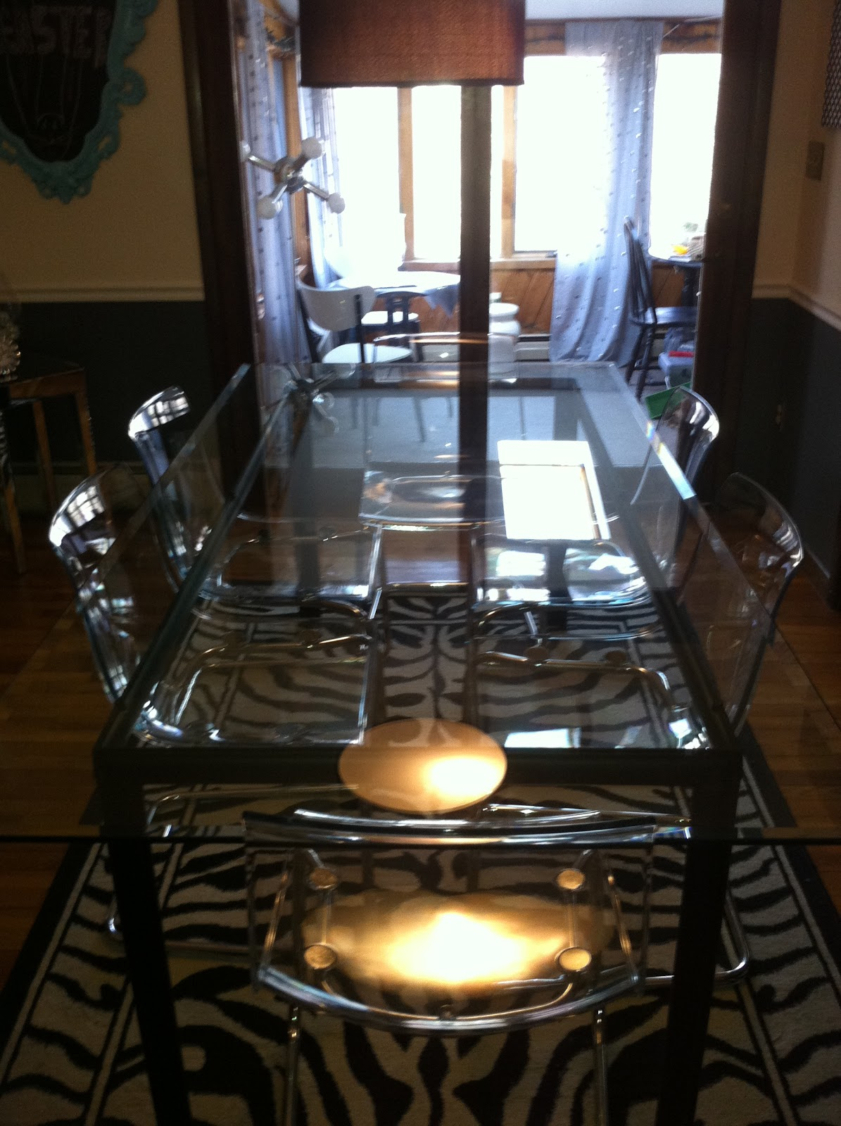 Dining Room Console With Wine