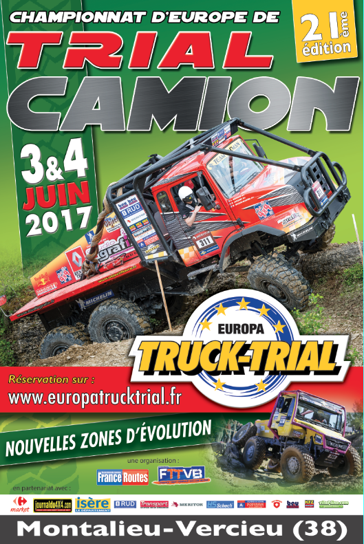 Trial camion