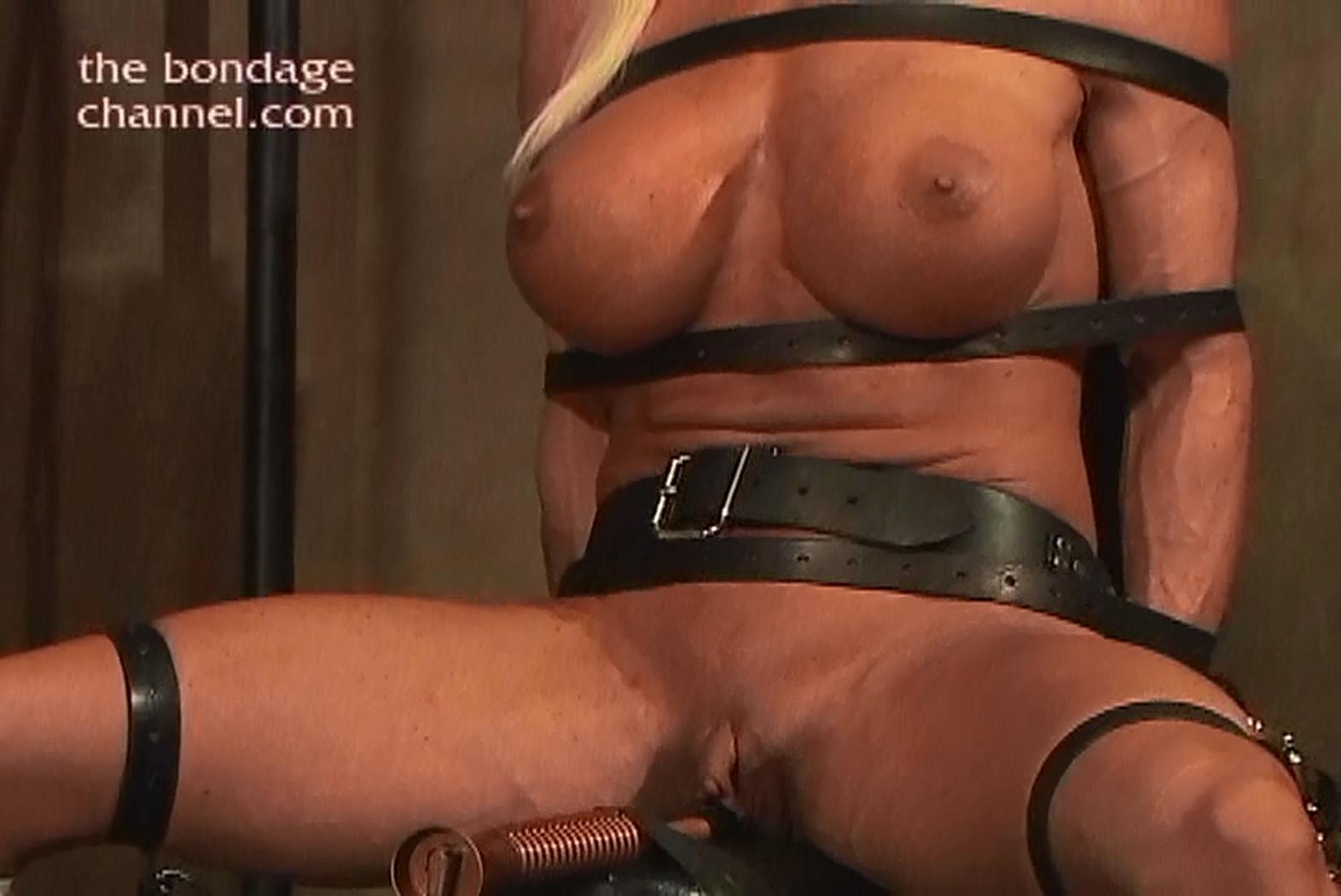 Bondage Orgasm Knock 114