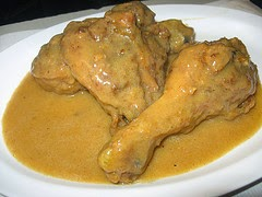 Inyama Yenkukhu African Smothered Chicken photo by arnold inuyaki
