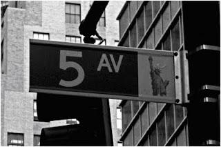 La Quinta Avenida de Nueva York