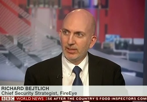 Bejtlich on BBC World News