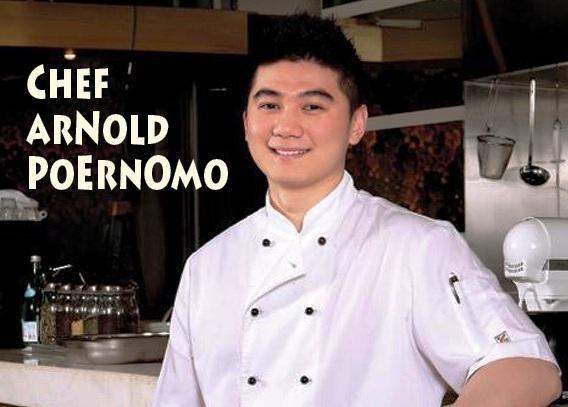 Profil dan Biodata Juri Master Chef Indonesia Season 3 Chef Arnold