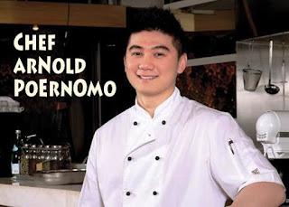 chef arnold, sef arnold, sef arnol, chef baru di master chef
