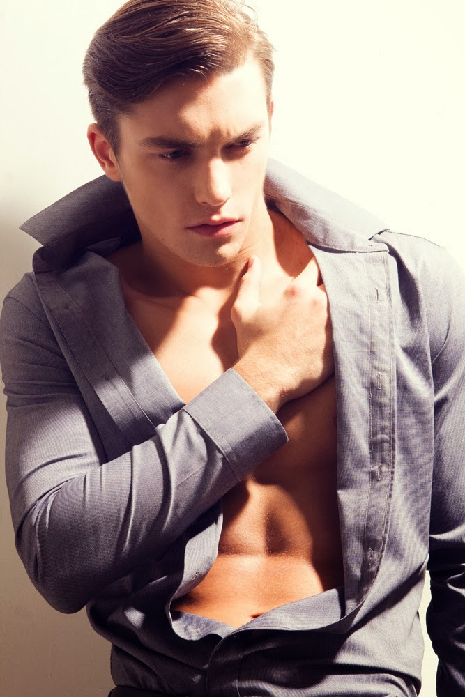 Male Model Street Lucas Garcez