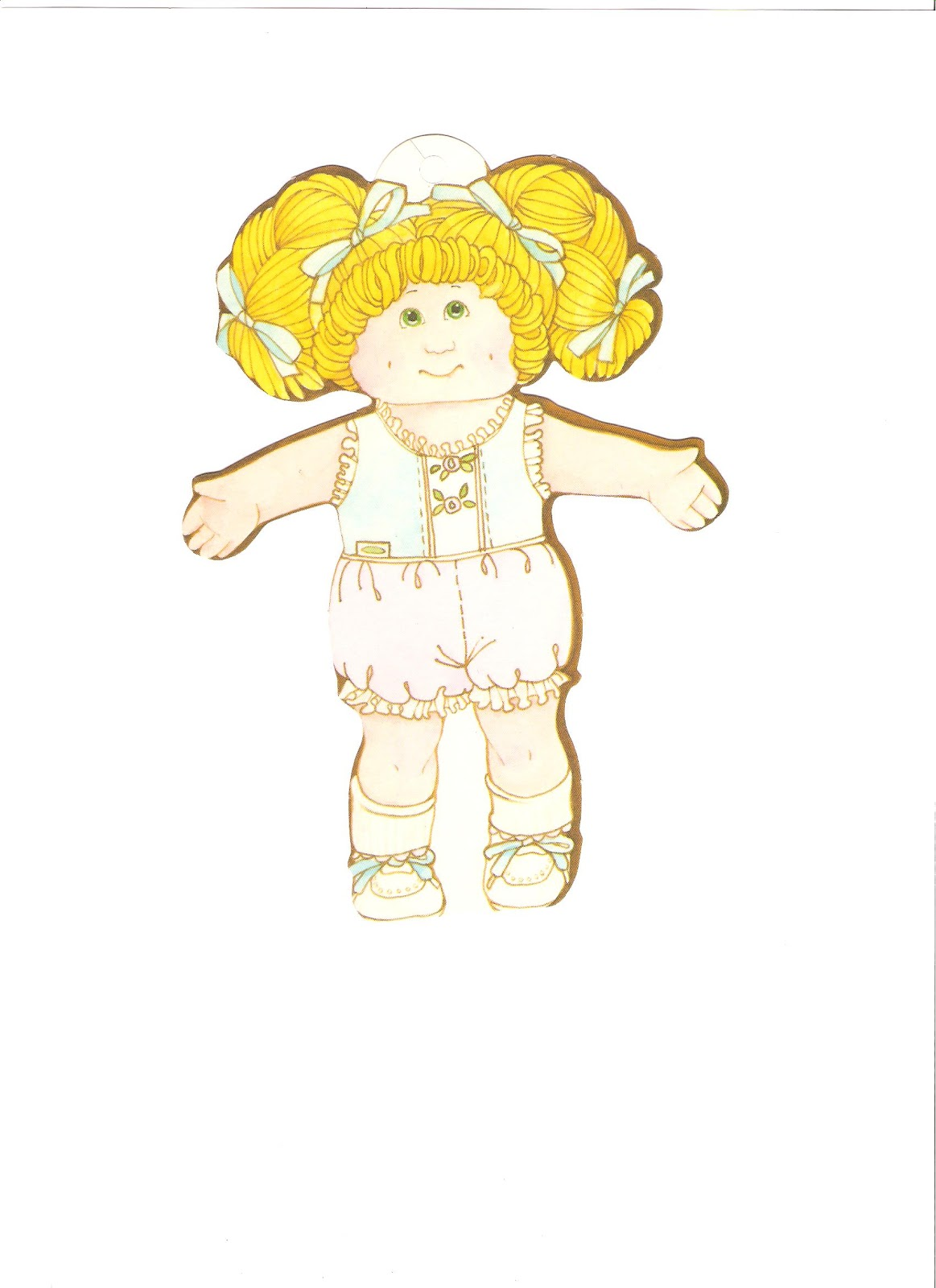 cabbage patch kids essays Her body is plastic and there is no writing, stains or damage cabbage patch robe has a 1985 date on it cabbage patch kids fabric sun visor.