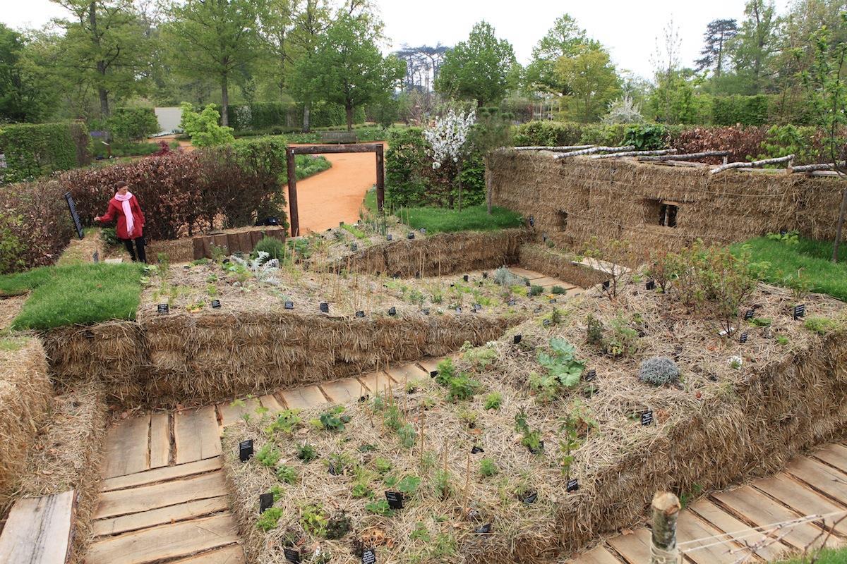Breuillet nature des potagers qui font r ver album for Jardin de chaumont 2015 tarif