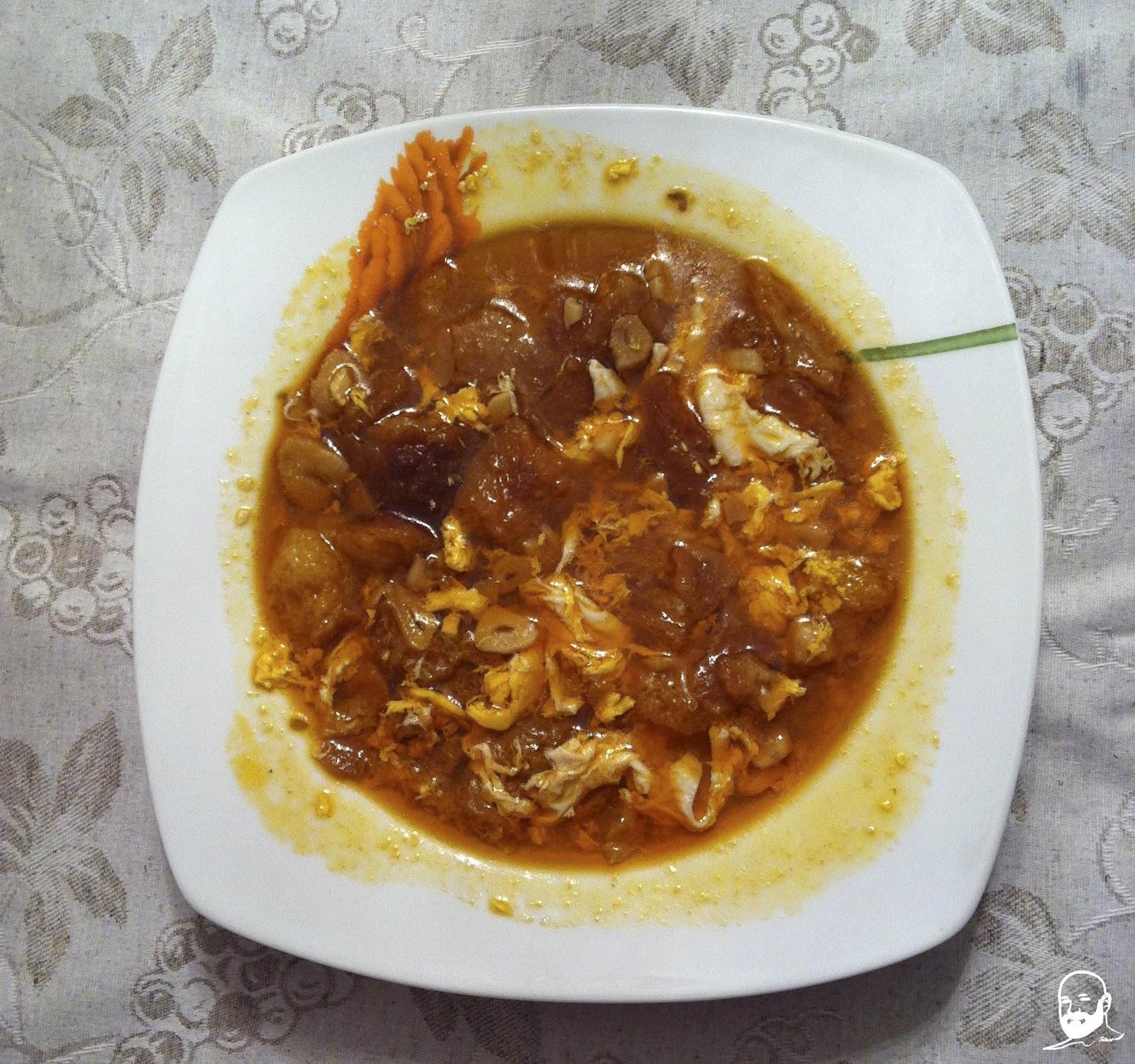 Cocinando en mi casa sopa de ajo for Cocinando en mi casa