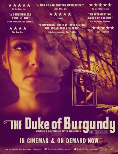 Ver El duque de Burgundy (The Duke of Burgundy) (2014) Online