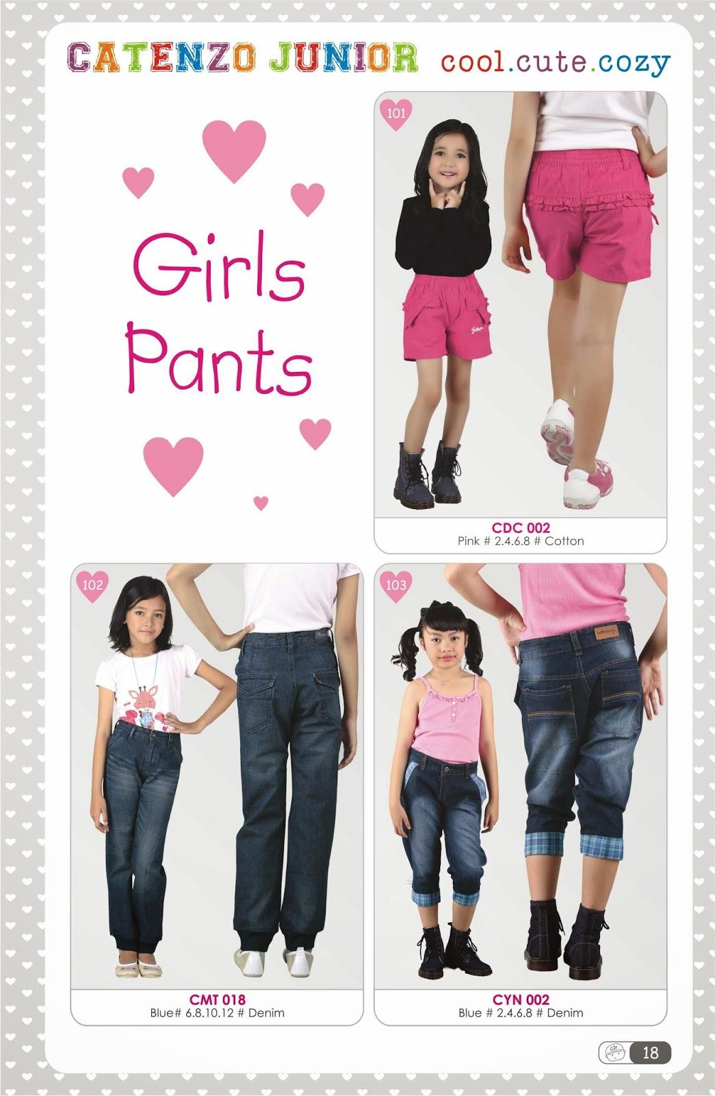 jual celana anak murah