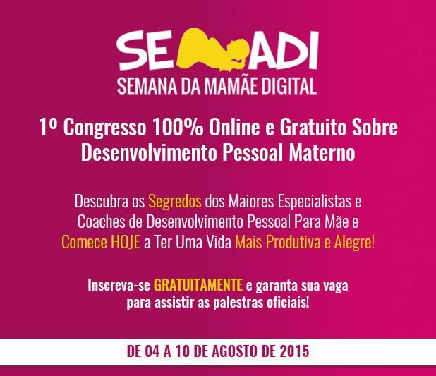 Participe do SEMADI