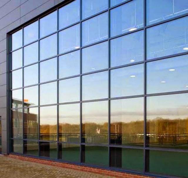Front Elevation Glass : Super aluminium glass structural glazing khan