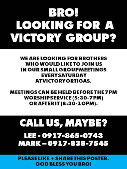 Bro! Looking for a Victory Group?