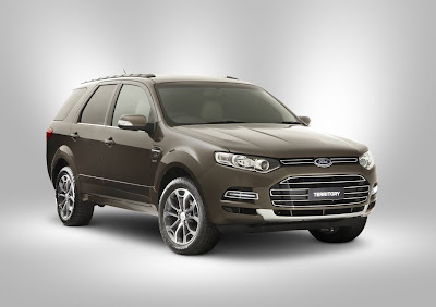 2011 ford cars - territory