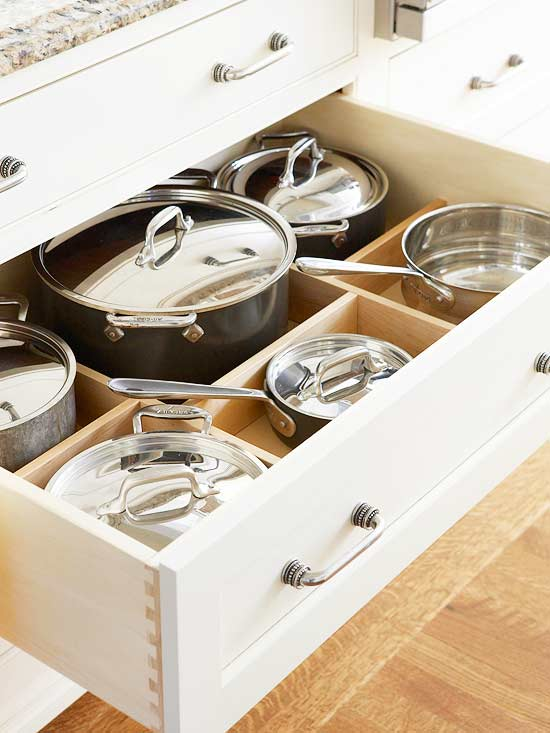 Outstanding Pots and Pans CabiDrawers 550 x 733 · 48 kB · jpeg