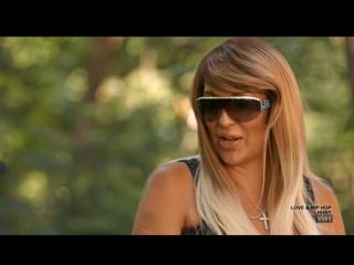 Chrissy love & hip hop new york wigs