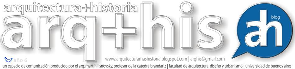 arquitectura + historia