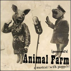 george orwell animal farm who is to blame for the failure of animalism In animal farm, orwell demonstrates that revolution is impossible to achieve   talk of animalism, it is rousing because he ensures the awareness of all animals.