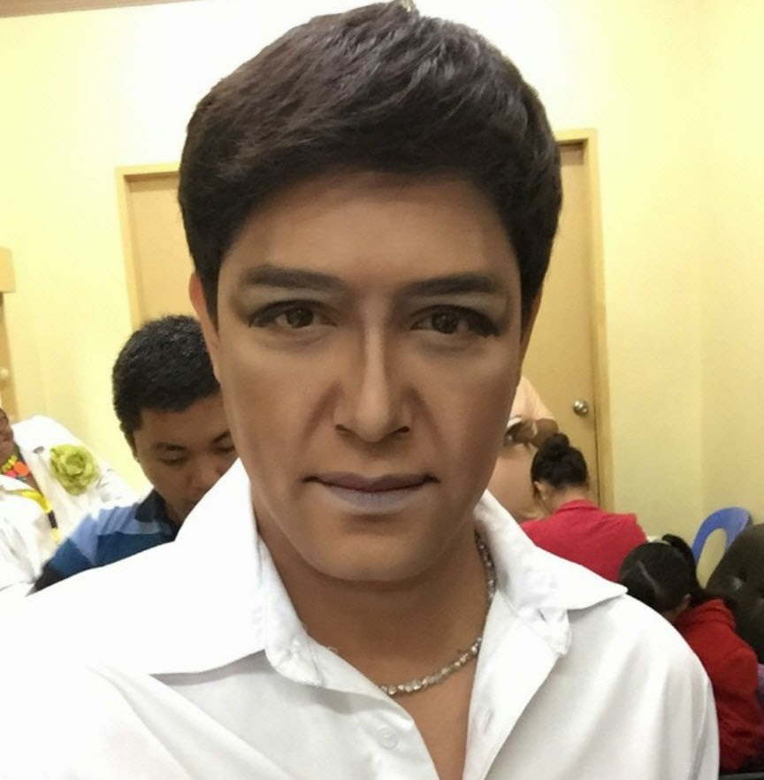 Paolo ballesteros makeup transformation vice ganda