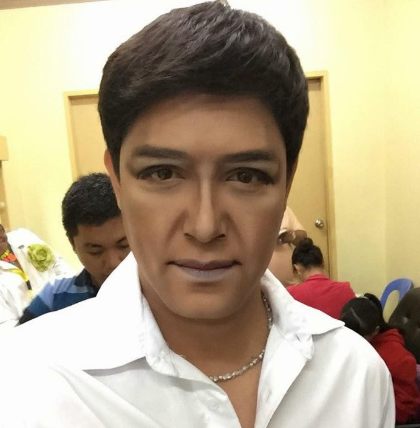 Paolo ballesteros makeup transformation vice ganda