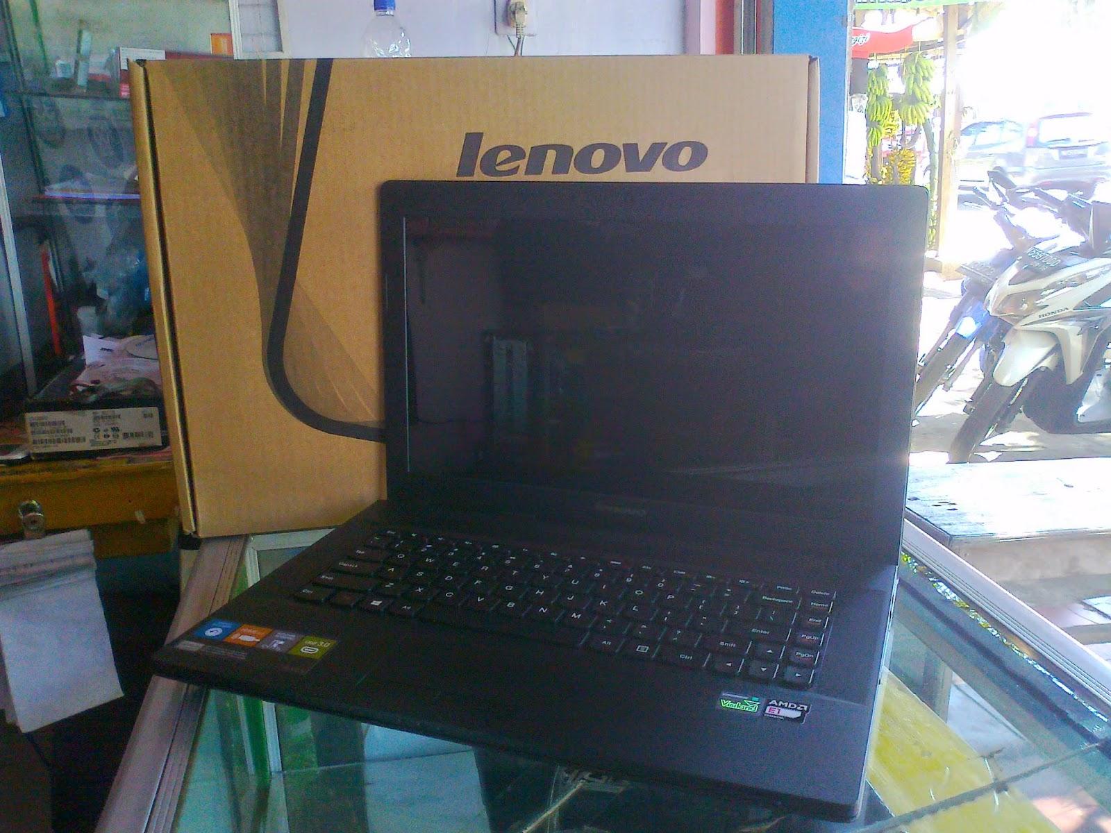 Spesifikasi Lenovo G405
