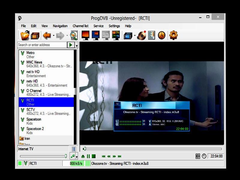 ProgDVB Pro 7.11.3 Final Full + Resetter (32bit & 64bit ...