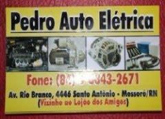 PEDRO AUTO ELÉTRICA