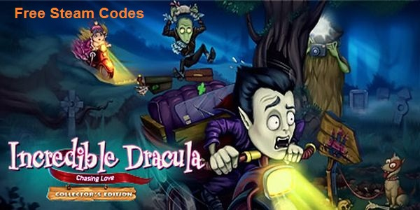 Incredible Dracula: Chasing Love Collector's Edition Key Generator Free CD Key Download