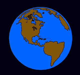 Dibujos de la Tierra
