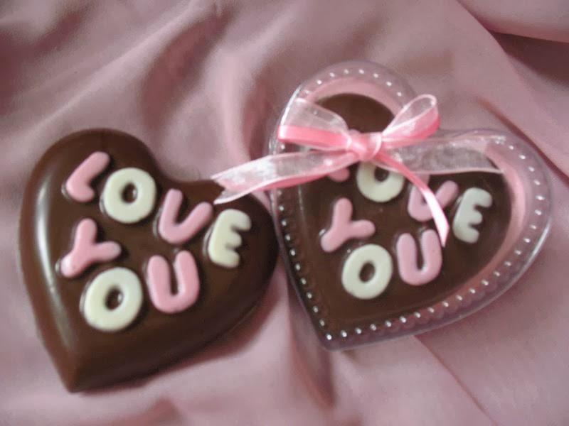 Resep Cara Membuat Coklat Valentine Enak Mudah